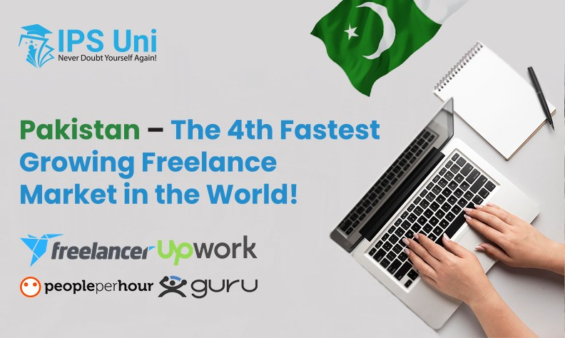 Pakistan – The 4th Fastest Growing Freelance Market in the World!